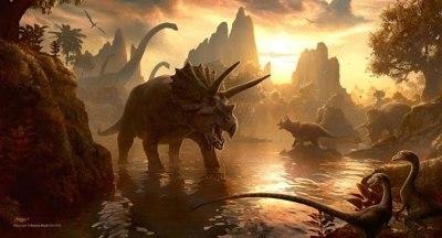 Cretaceous ยุคครีเทเชียส