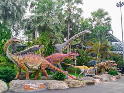 ไดโนเสาร์ไทย 1 ใน 12 สายพันธุ์ไทย