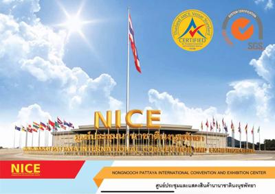 Nongnooch International Convention and Exhibition Center Pattaya