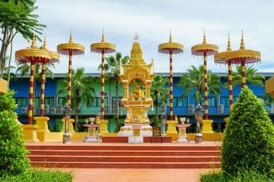 The Brahma Shrine
