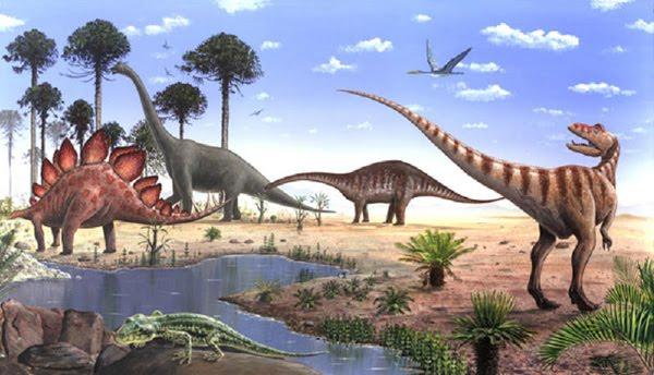 Jurassic ยุคจูราสสิค